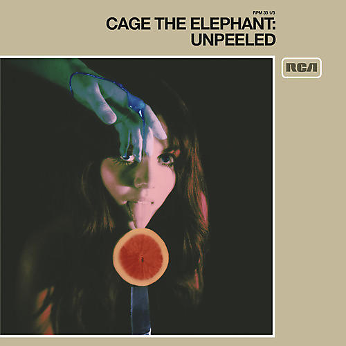 Alliance Cage the Elephant - Unpeeled thumbnail