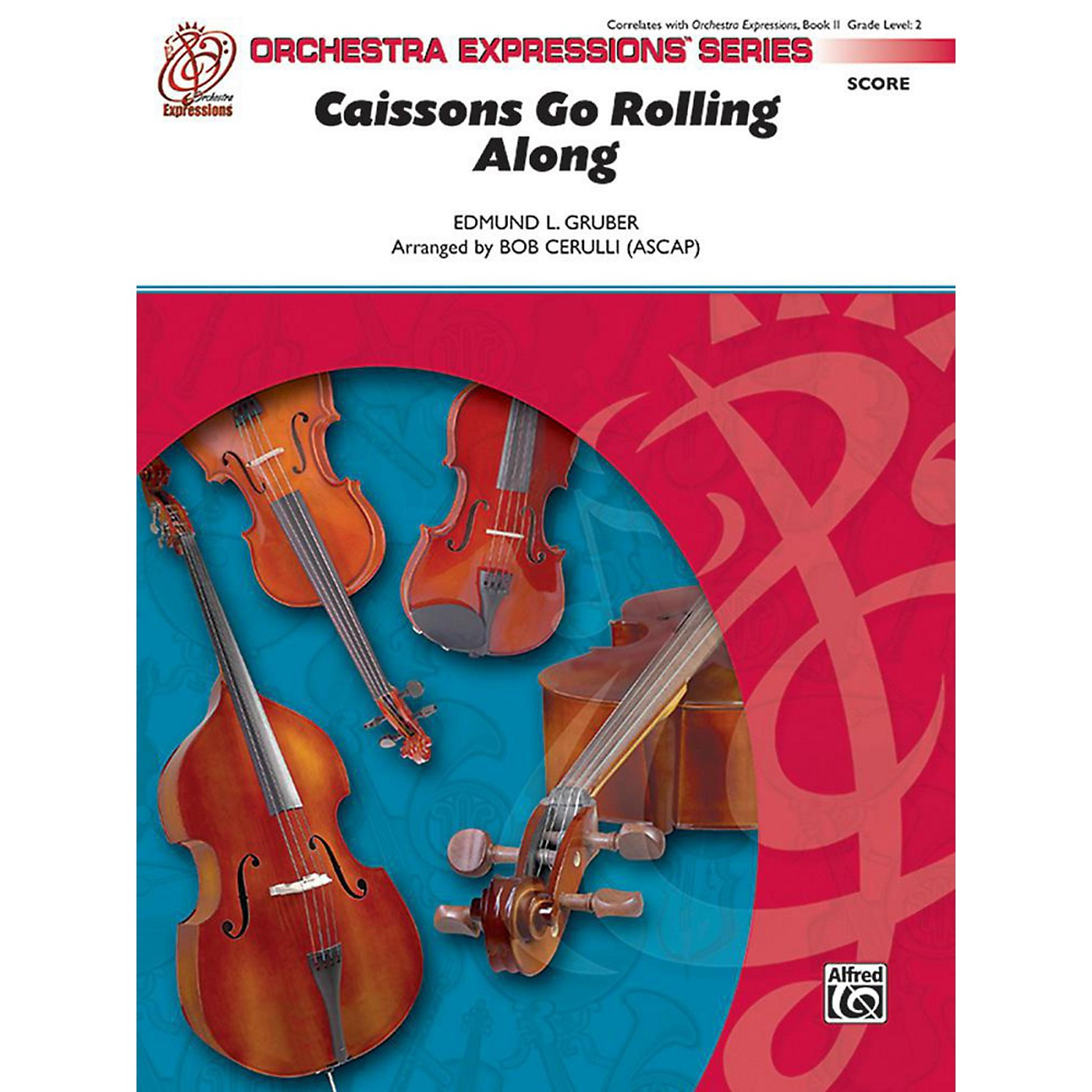 Alfred Caissons Go Rolling Along Orchestra Grade 1.5 Set thumbnail