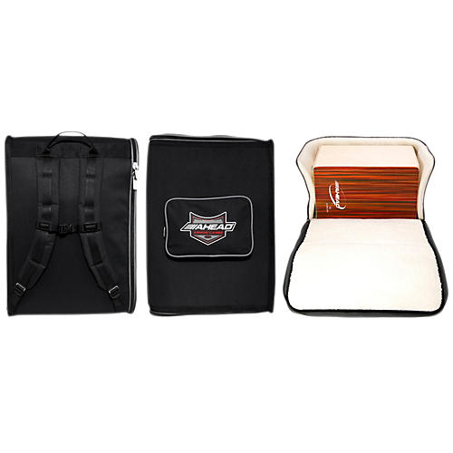 Ahead Armor Cases Cajon Deluxe Case with Backpack Straps thumbnail