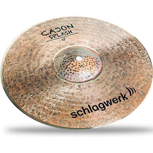 SCHLAGWERK Cajon Splash Cymbal thumbnail