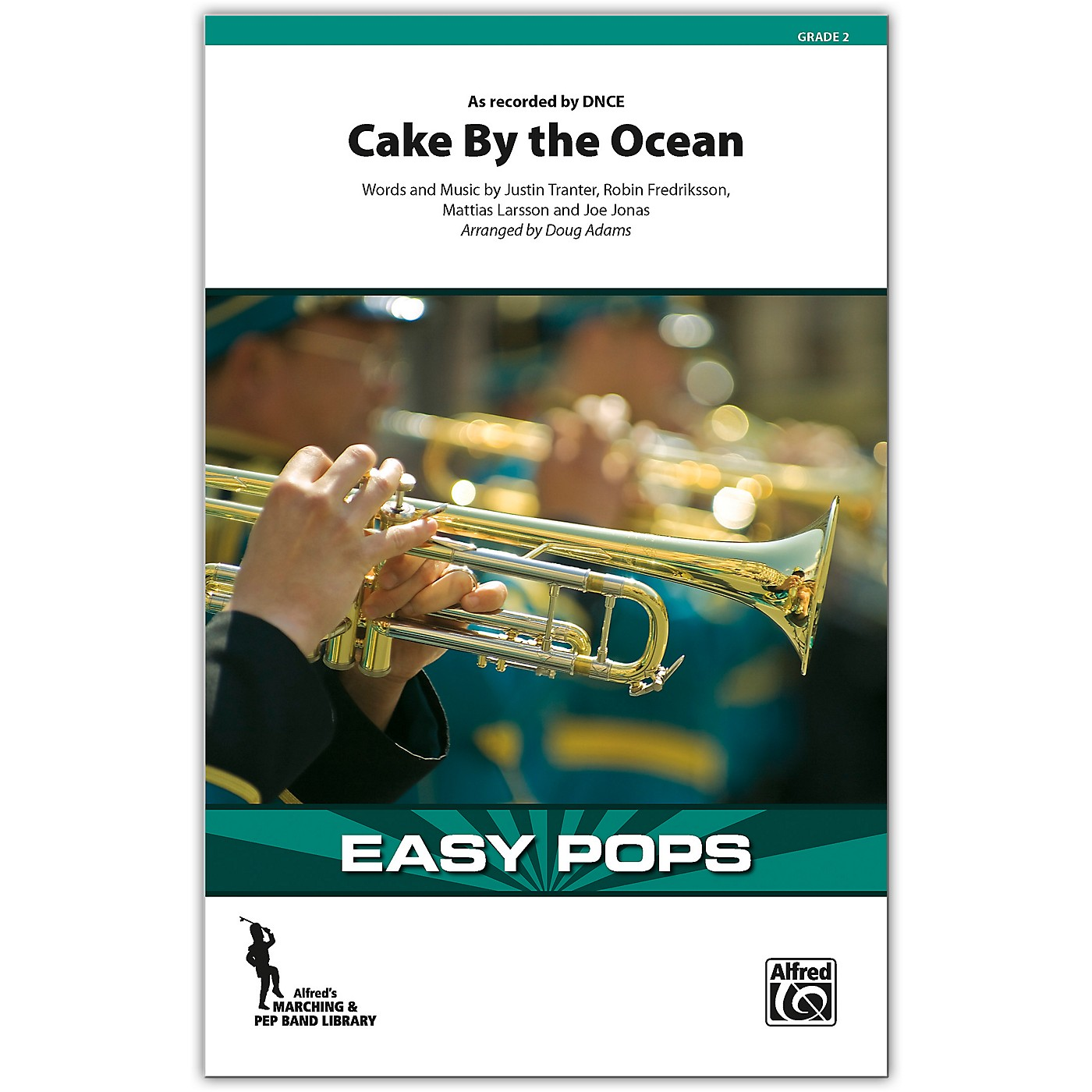Alfred Cake by the Ocean Conductor Score 2 (Easy) thumbnail