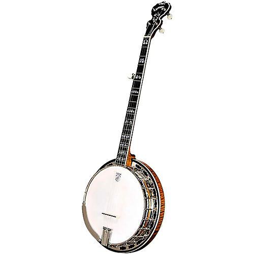 Deering Calico Banjo thumbnail