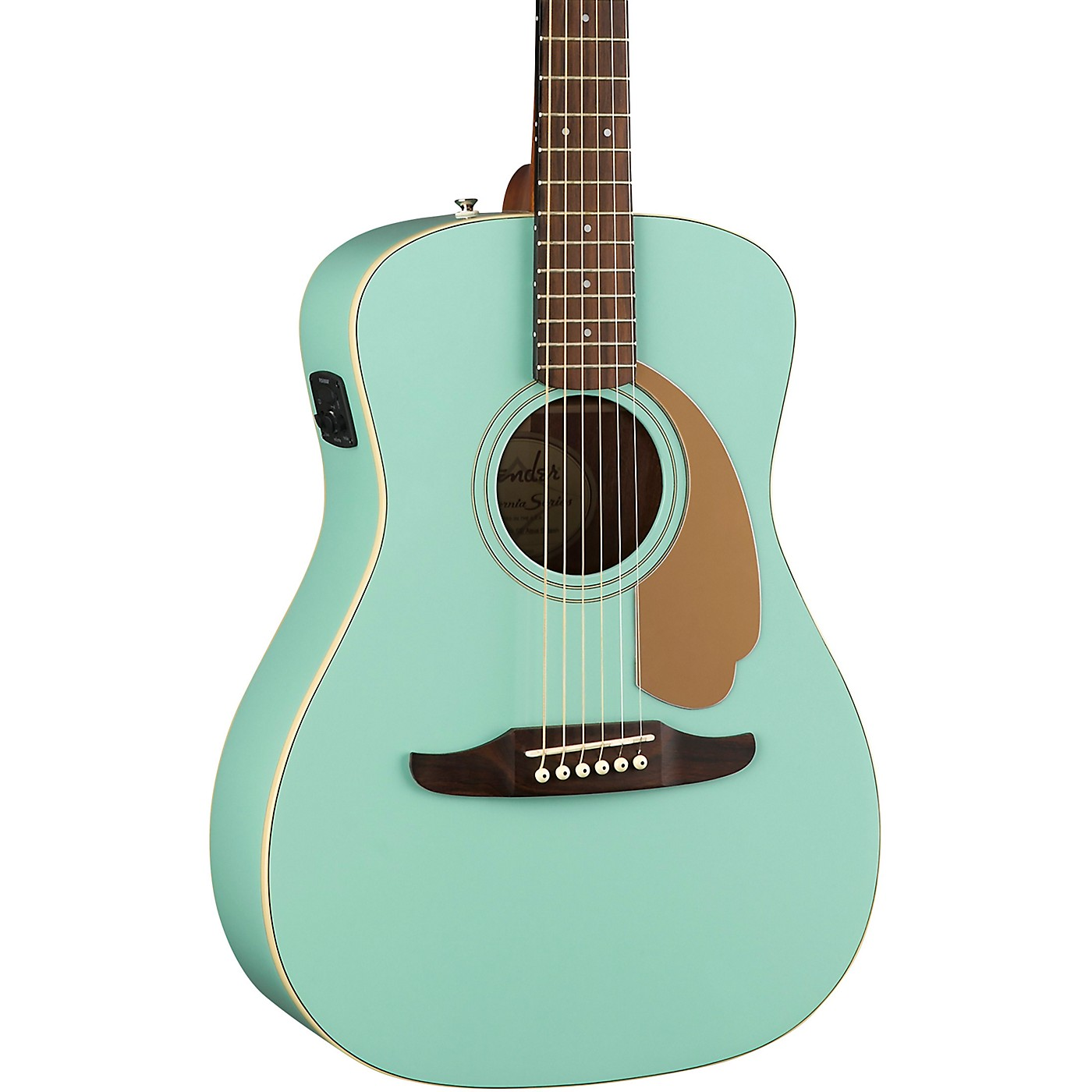 Fender California Malibu Player Acoustic-Electric Guitar thumbnail
