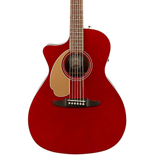Fender California Newport Player Left-Handed Acoustic-Electric Guitar thumbnail