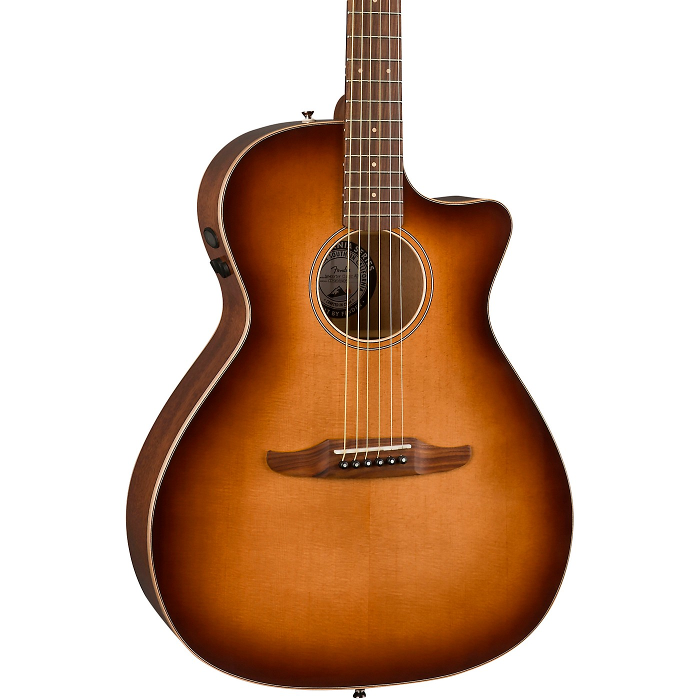 Fender California Newporter Classic Acoustic-Electric Guitar thumbnail