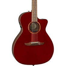 Fender California Newporter Classic Acoustic-Electric Guitar