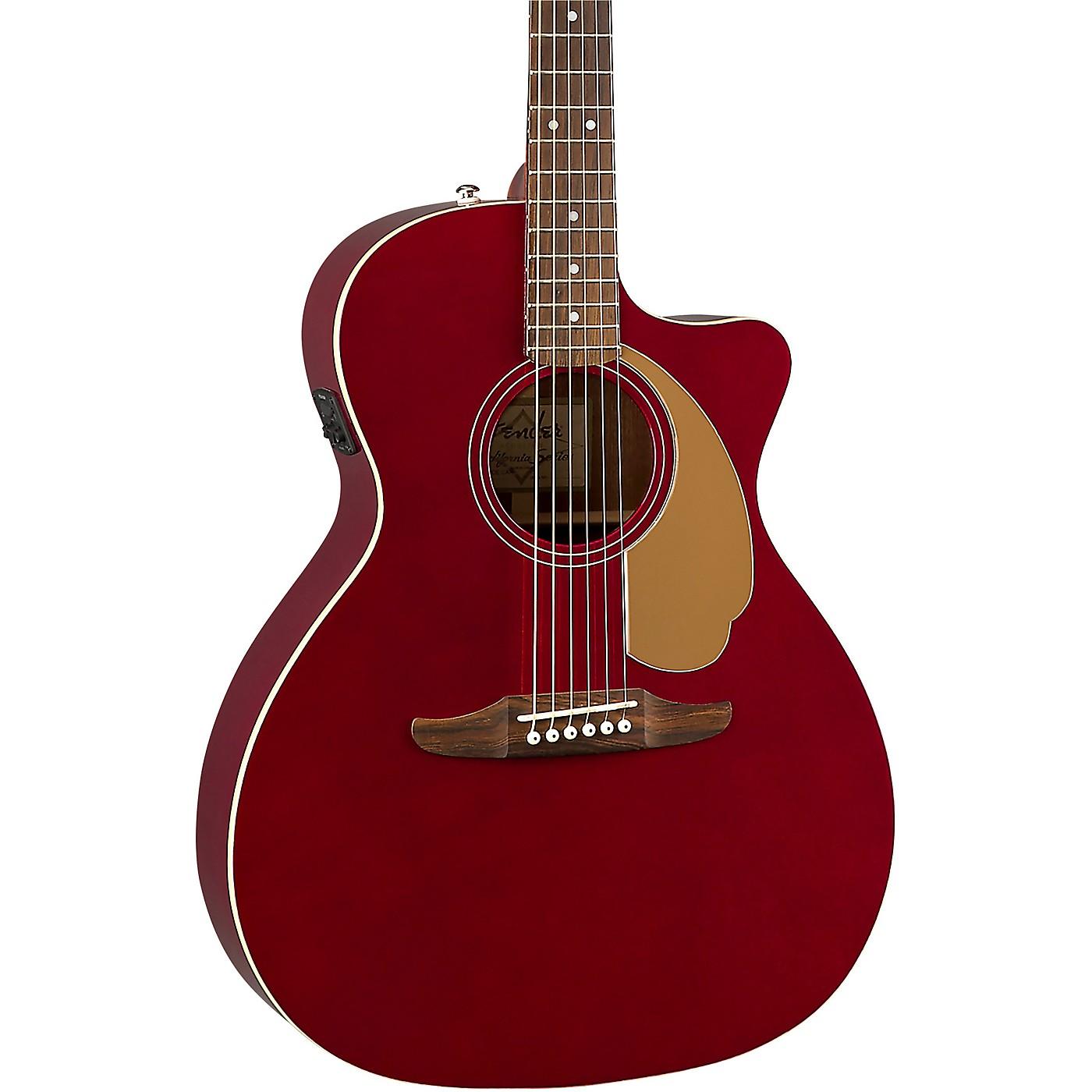 Fender California Newporter Player Acoustic-Electric Guitar thumbnail