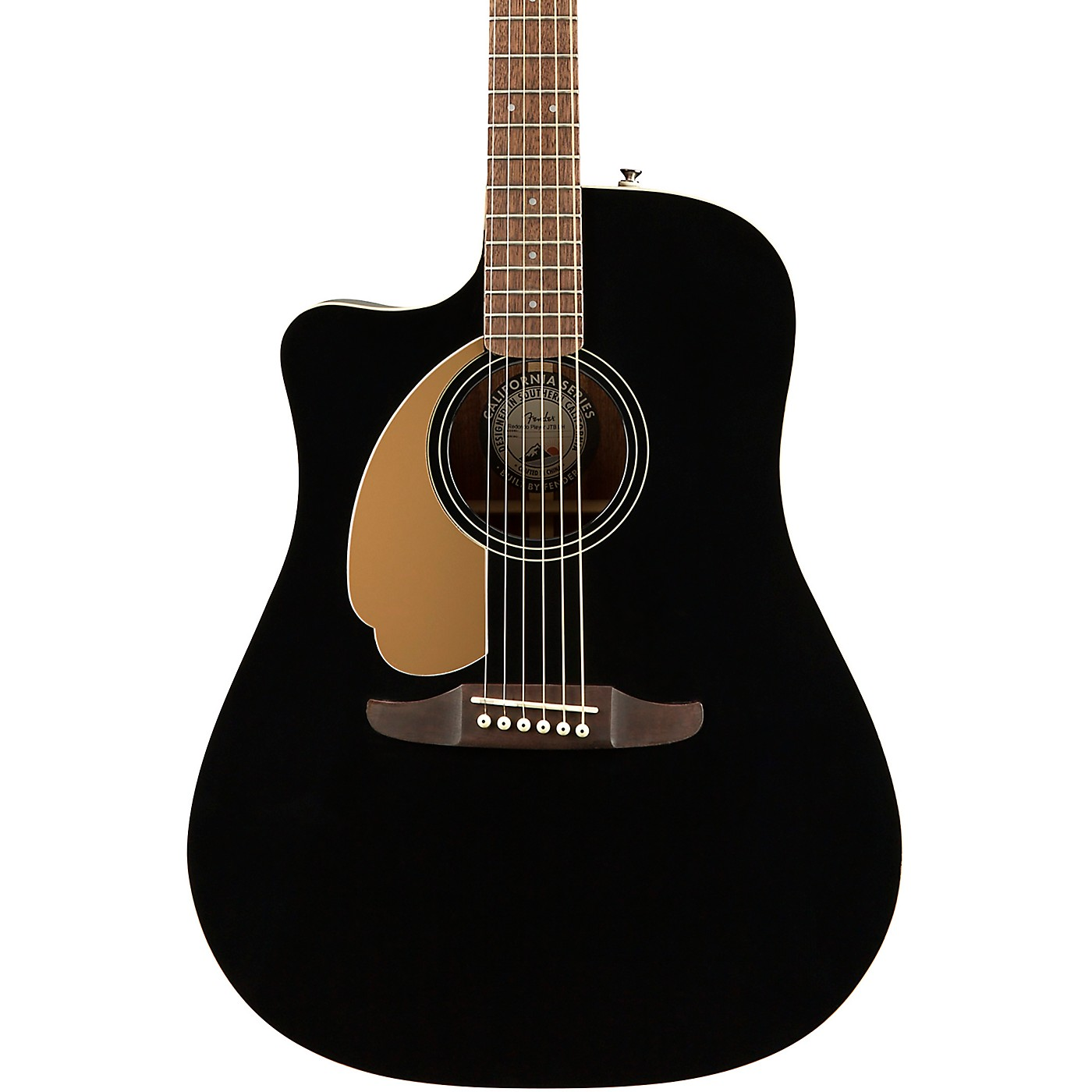 Fender California Redondo Player Left-Handed Acoustic-Electric Guitar thumbnail