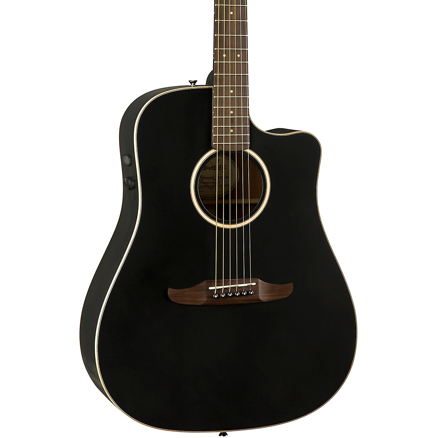 Fender California Redondo Special Acoustic-Electric Guitar thumbnail