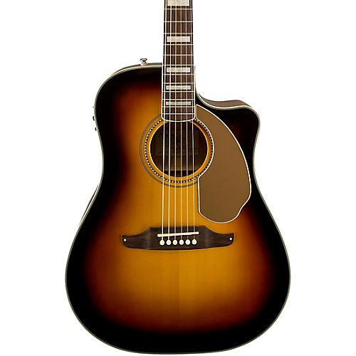 Fender California Series Kingman ASCE Cutaway Dreadnought Acoustic-Electric Guitar thumbnail
