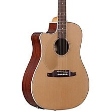 Fender California Series Sonoran SCE Cutaway Dreadnought Left-Handed Acoustic-Electric Guitar