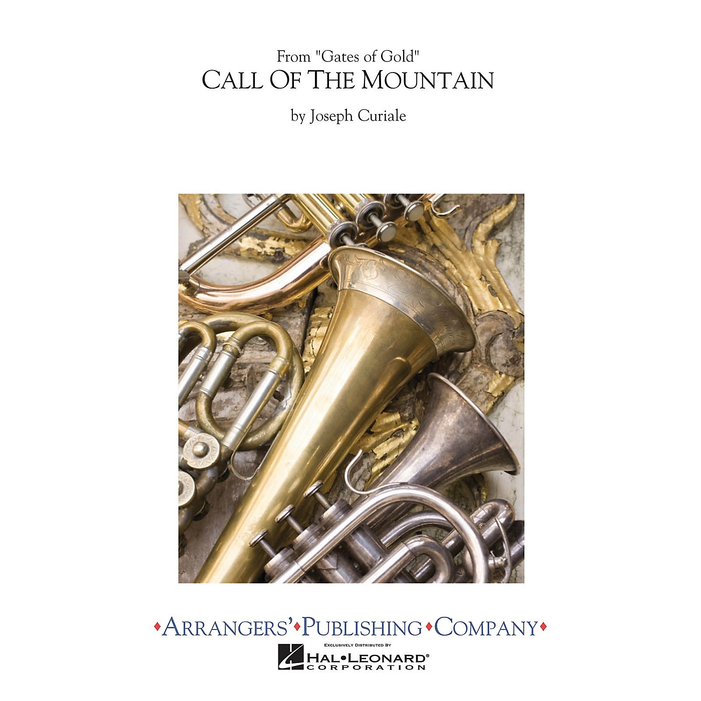 Arrangers Call of the Mountain Concert Band Arranged by Joseph Curiale thumbnail