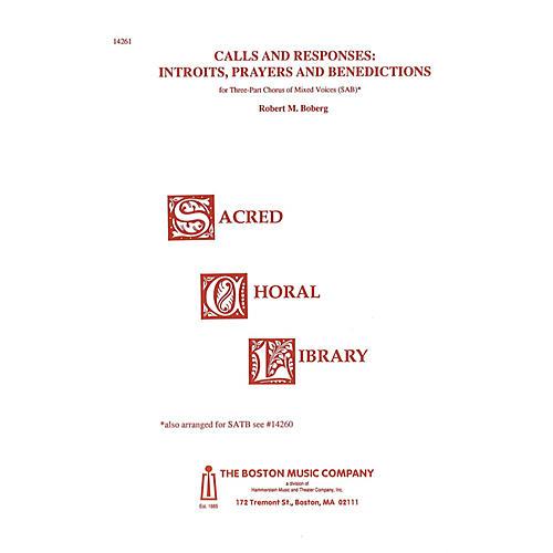 Music Sales Calls and Responses SAB thumbnail