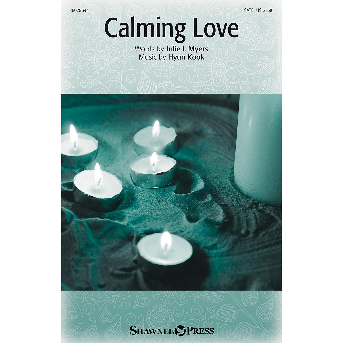 Shawnee Press Calming Love SATB composed by Hyun Kook thumbnail