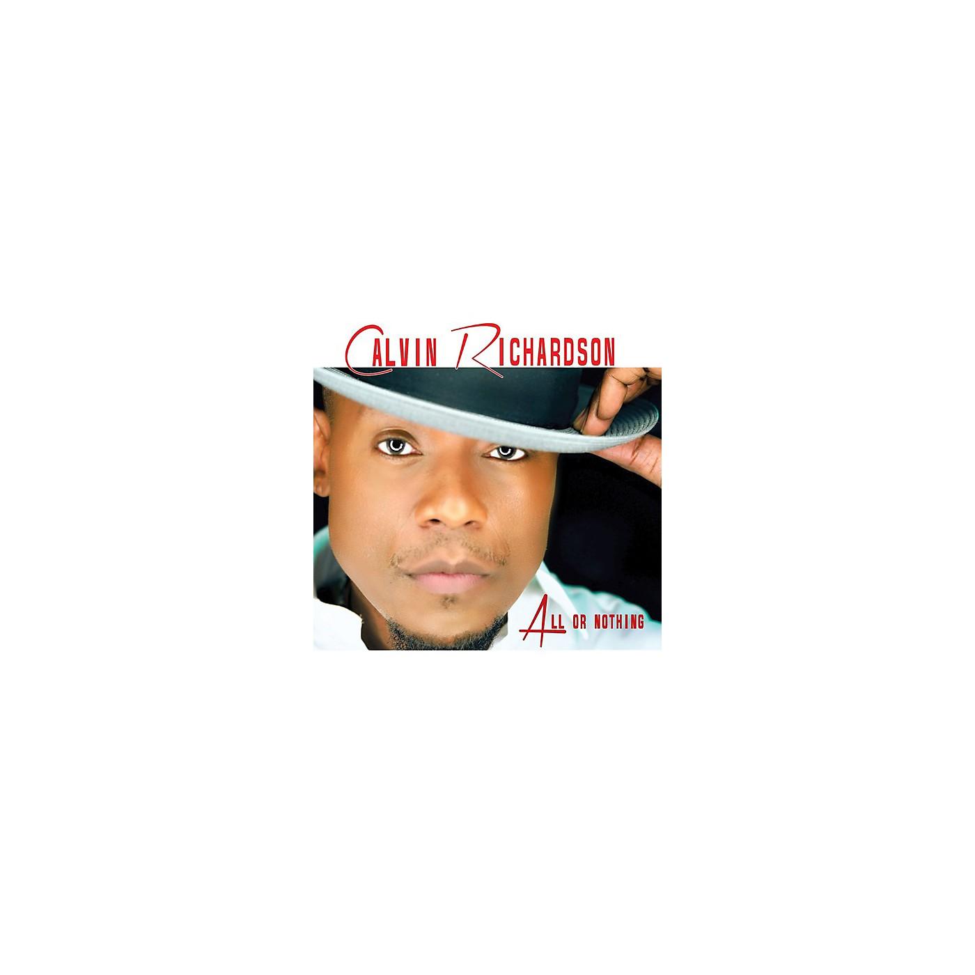 Alliance Calvin Richardson - All Or Nothing (CD) thumbnail