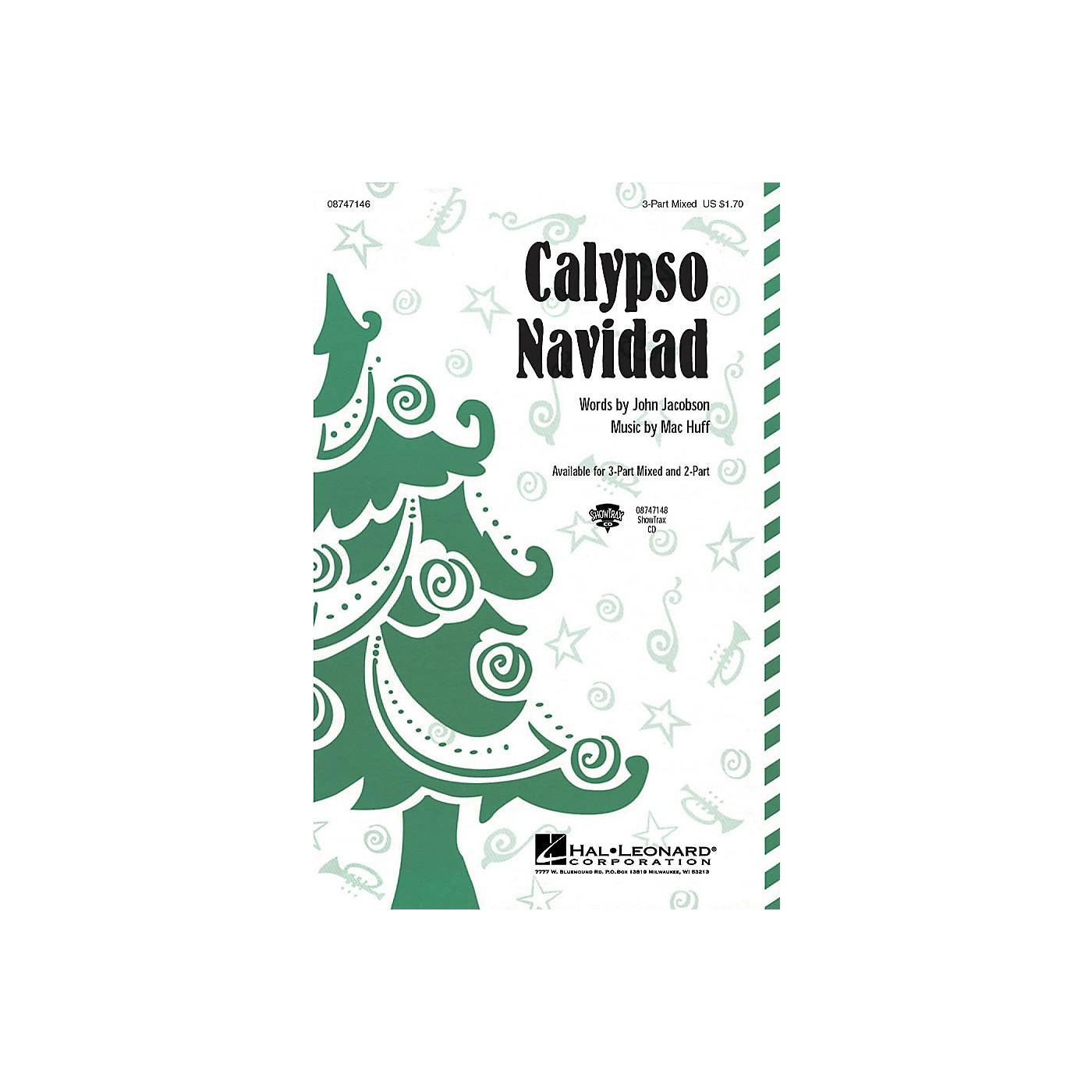 Hal Leonard Calypso Navidad 2-Part Composed by John Jacobson, Mac Huff thumbnail