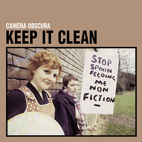 Alliance Camera Obscura - Keep It Clean (25th Elefant Anniversary Reissue) thumbnail