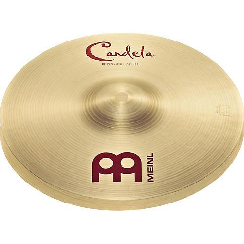 Meinl Candela Percussion Hi-hats thumbnail