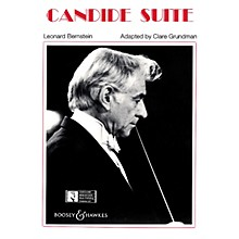 Leonard Bernstein Music Candide Suite Concert Band Arranged by Clare Grundman