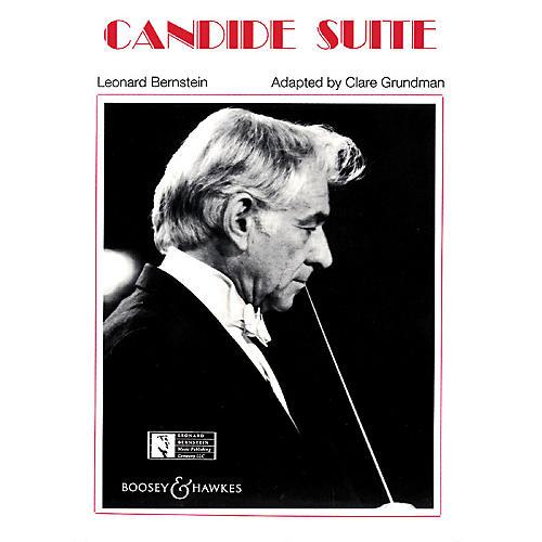 Leonard Bernstein Music Candide Suite Concert Band Arranged by Clare Grundman thumbnail