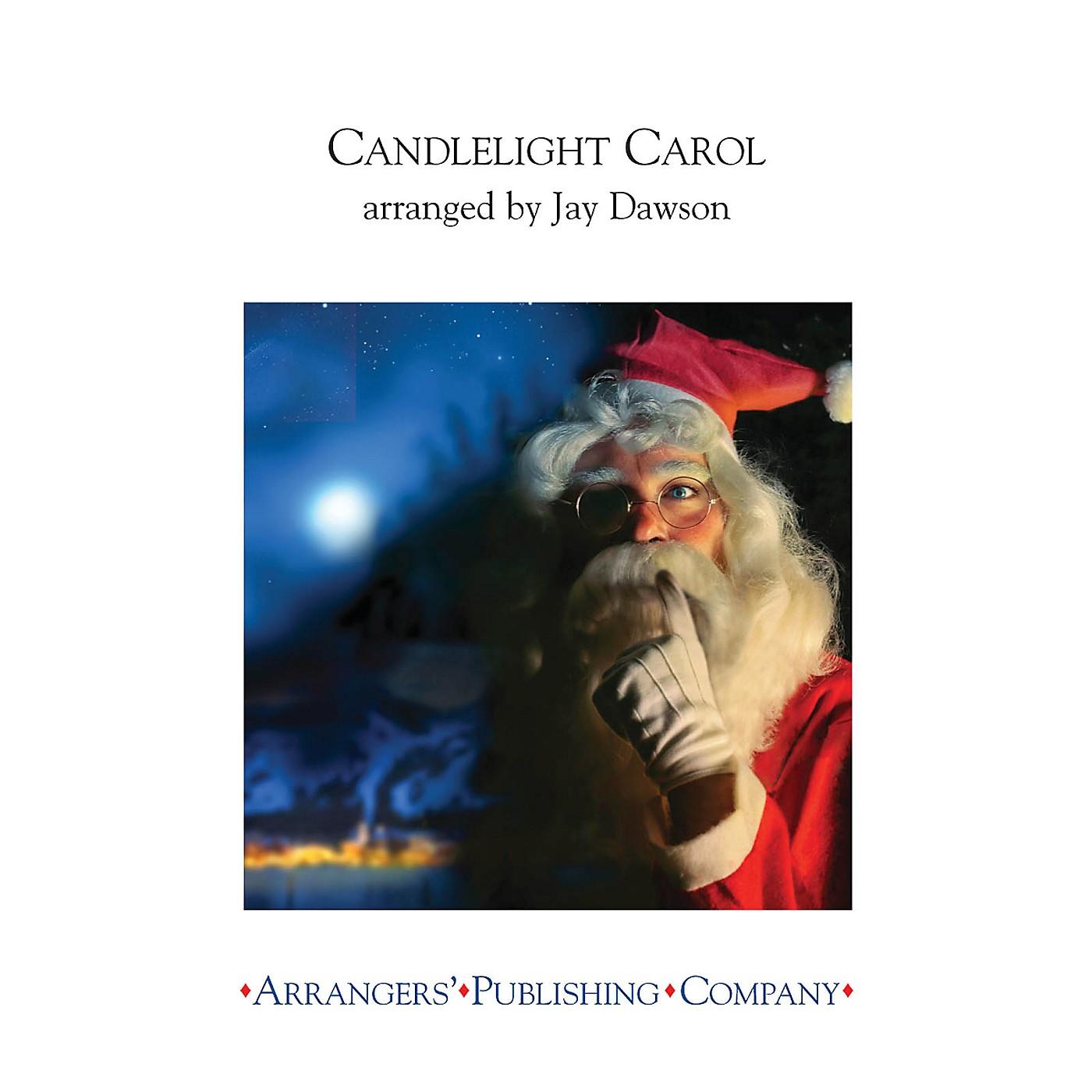 Arrangers Candlelight Carol Concert Band Arranged by Jay Dawson thumbnail