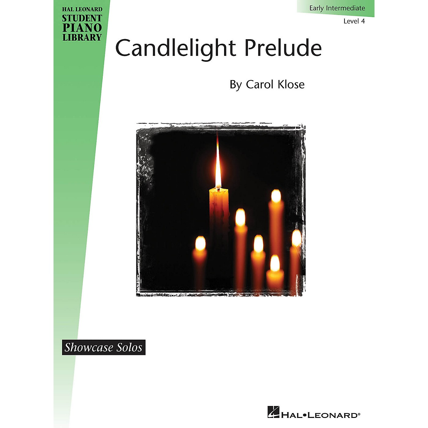 Hal Leonard Candlelight Prelude Piano Library Series by Carol Klose (Level Early Inter) thumbnail