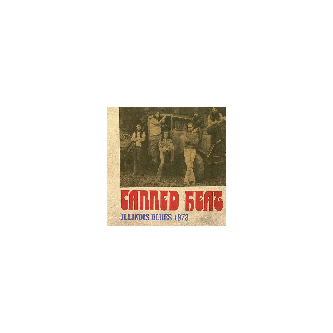 Alliance Canned Heat - Illinois Blues 1973 thumbnail