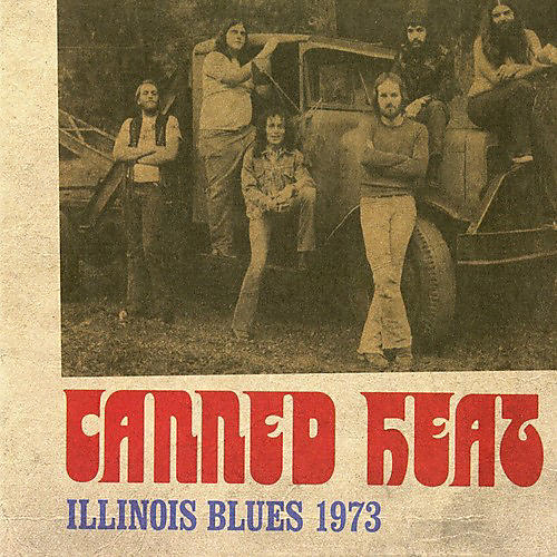 Alliance Canned Heat - Illinois Blues 1973 thumbnail