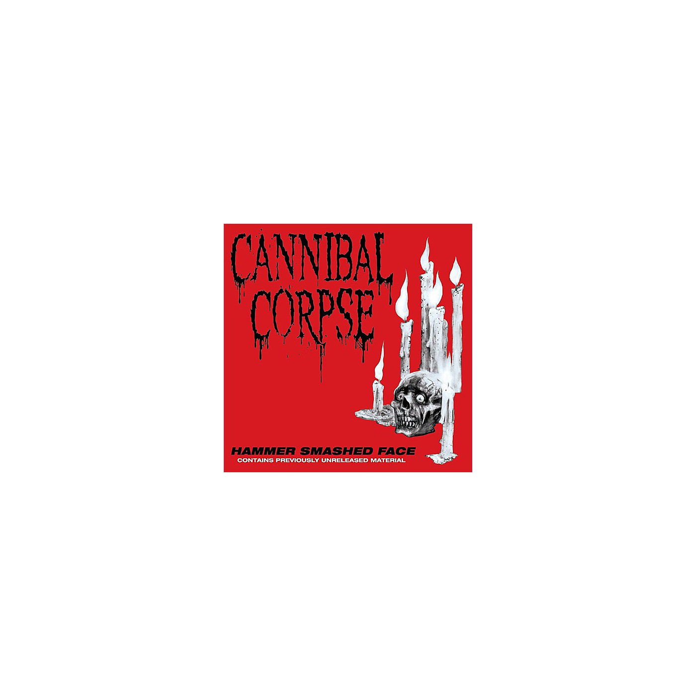 Alliance Cannibal Corpse - Hammer Smashed Face thumbnail