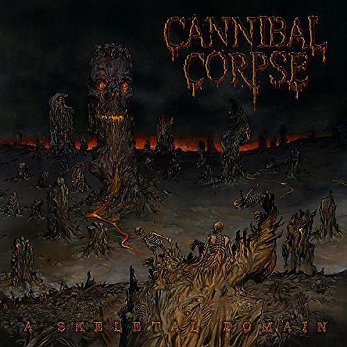 Alliance Cannibal Corpse - Skeletal Domain thumbnail