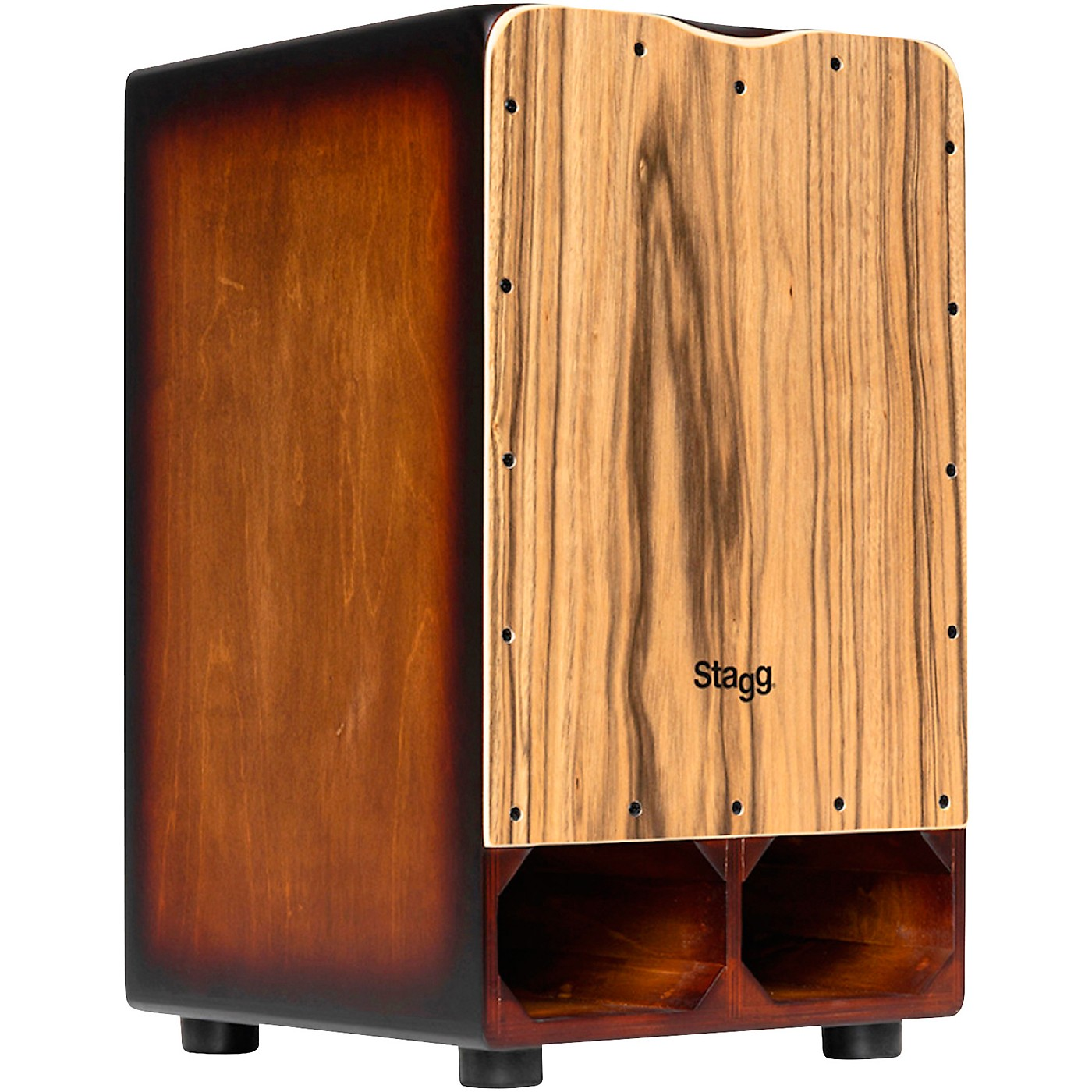 Stagg Cannon Cajon with Extra Bass Punch thumbnail