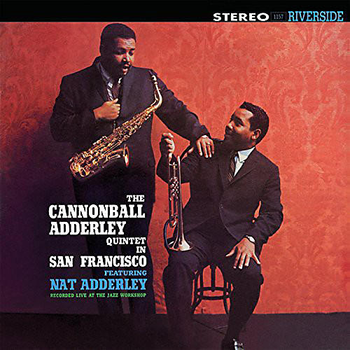 Alliance Cannonball Adderley - In San Francisco thumbnail