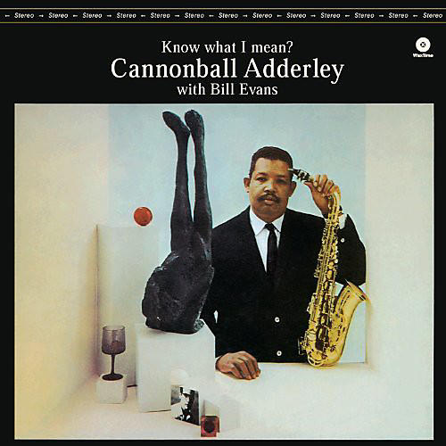 Alliance Cannonball Adderley - Know What I Mean thumbnail