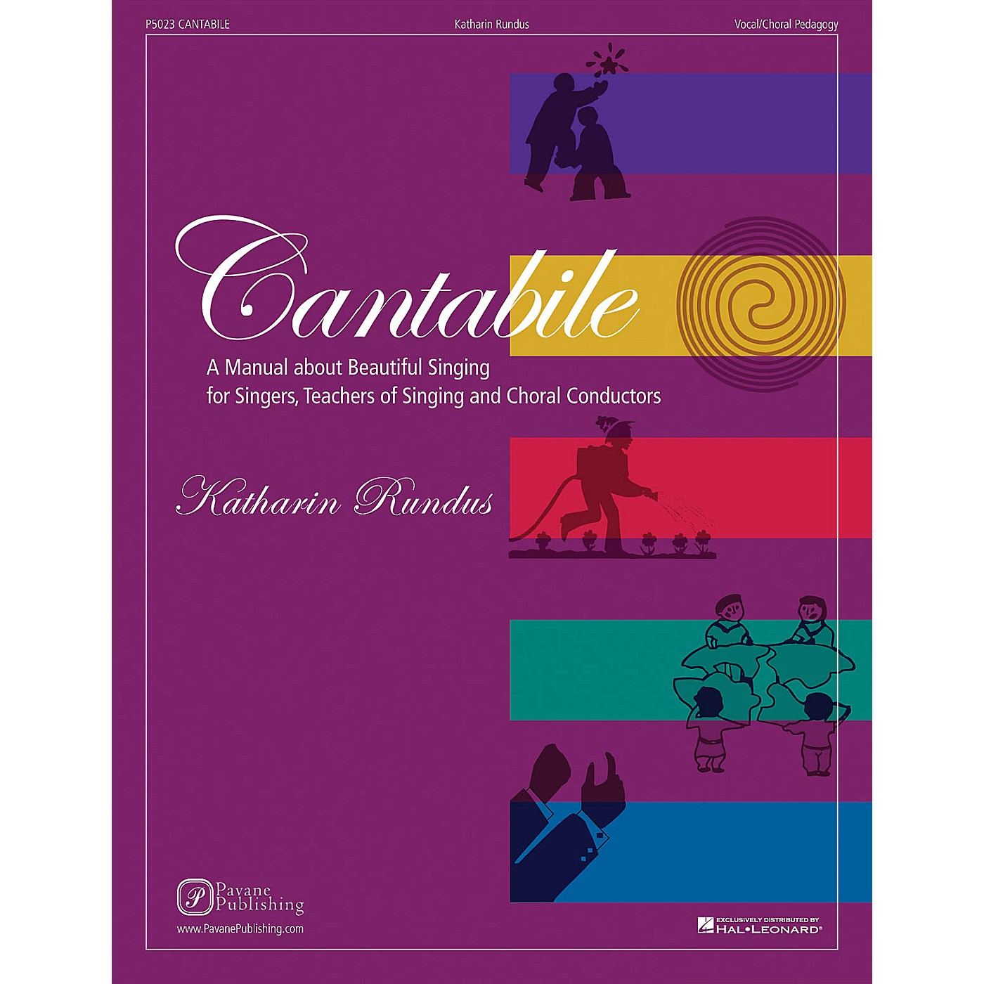 Pavane Cantabile (A Manual about Beautiful Singing for Singers, Teachers of Singing and Choral Conductors) thumbnail