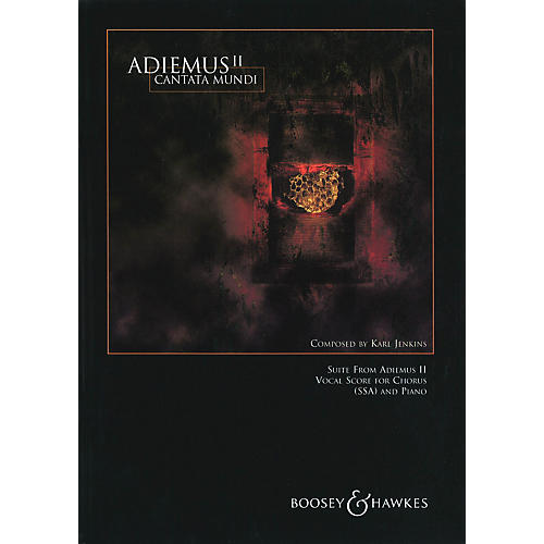 Boosey and Hawkes Cantata Mundi (Suite from Adiemus II) SSA composed by Karl Jenkins thumbnail