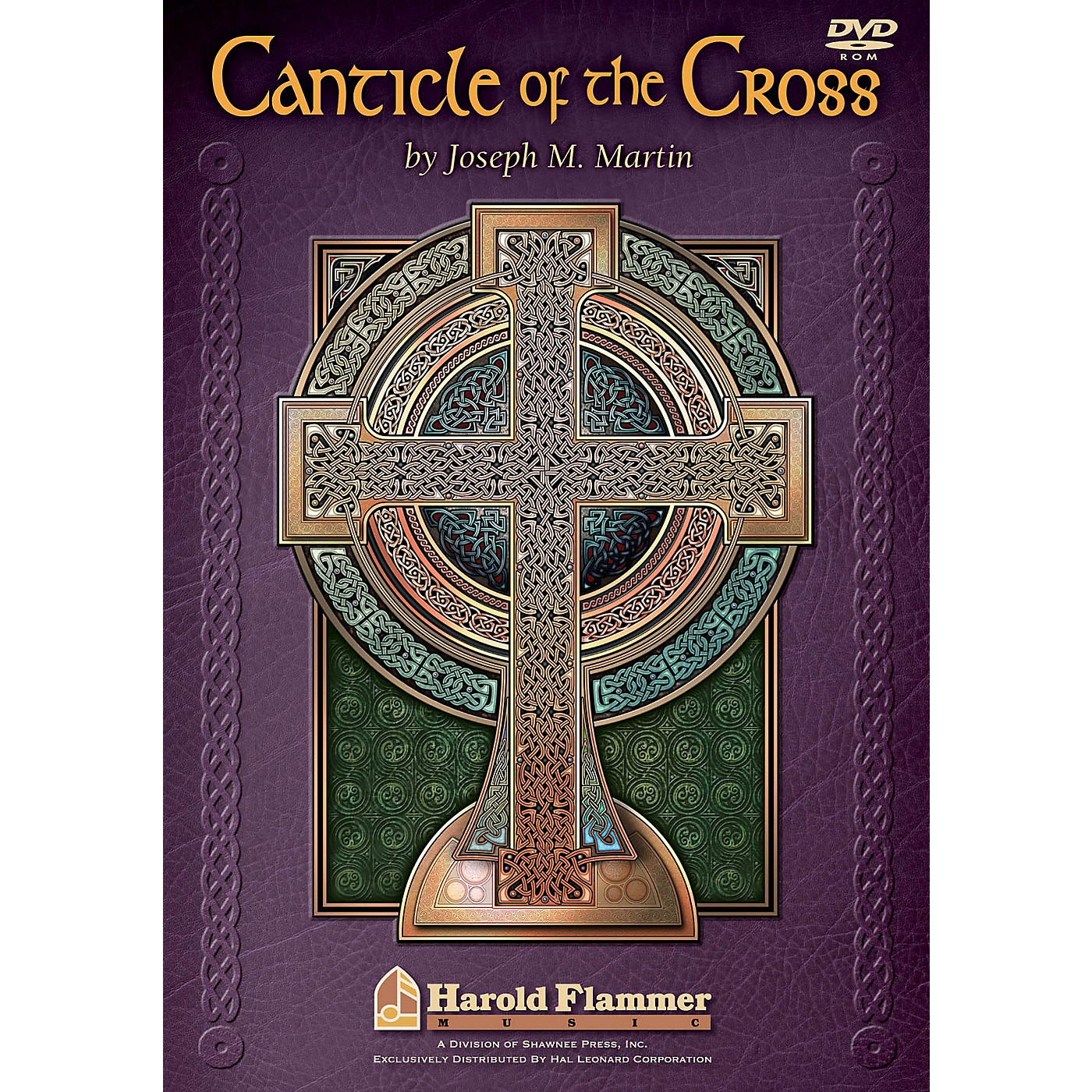 Shawnee Press Canticle of the Cross (Digital Resource Kit) DIGITAL PRODUCTION KIT composed by Joseph M. Martin thumbnail