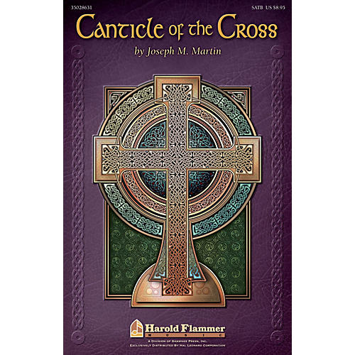 Shawnee Press Canticle of the Cross (Listening CD) Listening CD Composed by Joseph M. Martin thumbnail