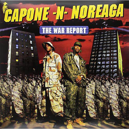 Alliance Capone-N-Noreaga - The War Report thumbnail
