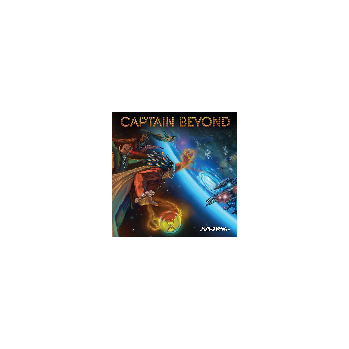 Alliance Captain Beyond - Live In Miami - August 19, 1972 thumbnail