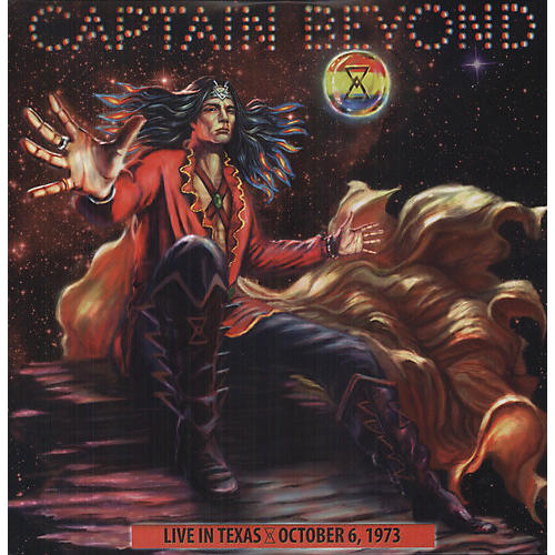 Alliance Captain Beyond - Live in Texas - October 6, 1973 thumbnail