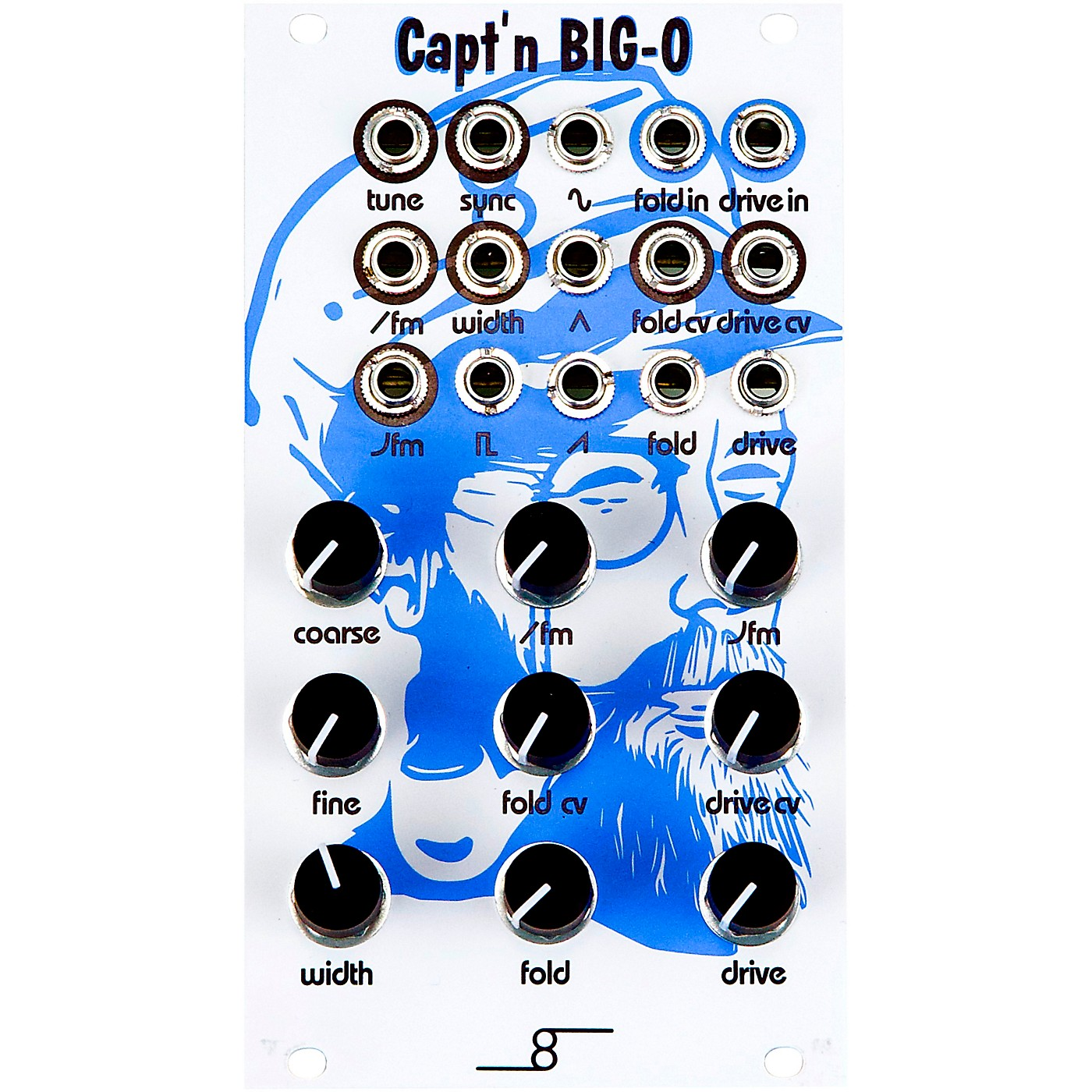 Cre8audio Capt'n Big-O thumbnail