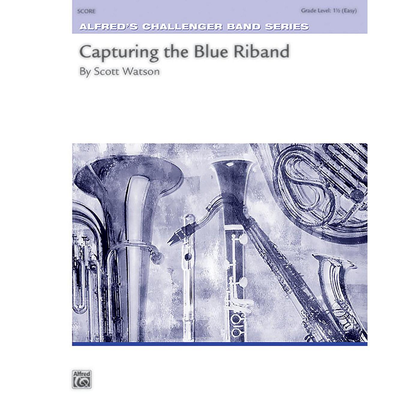 Alfred Capturing the Blue Riband - Grade 1.5 (Easy) thumbnail