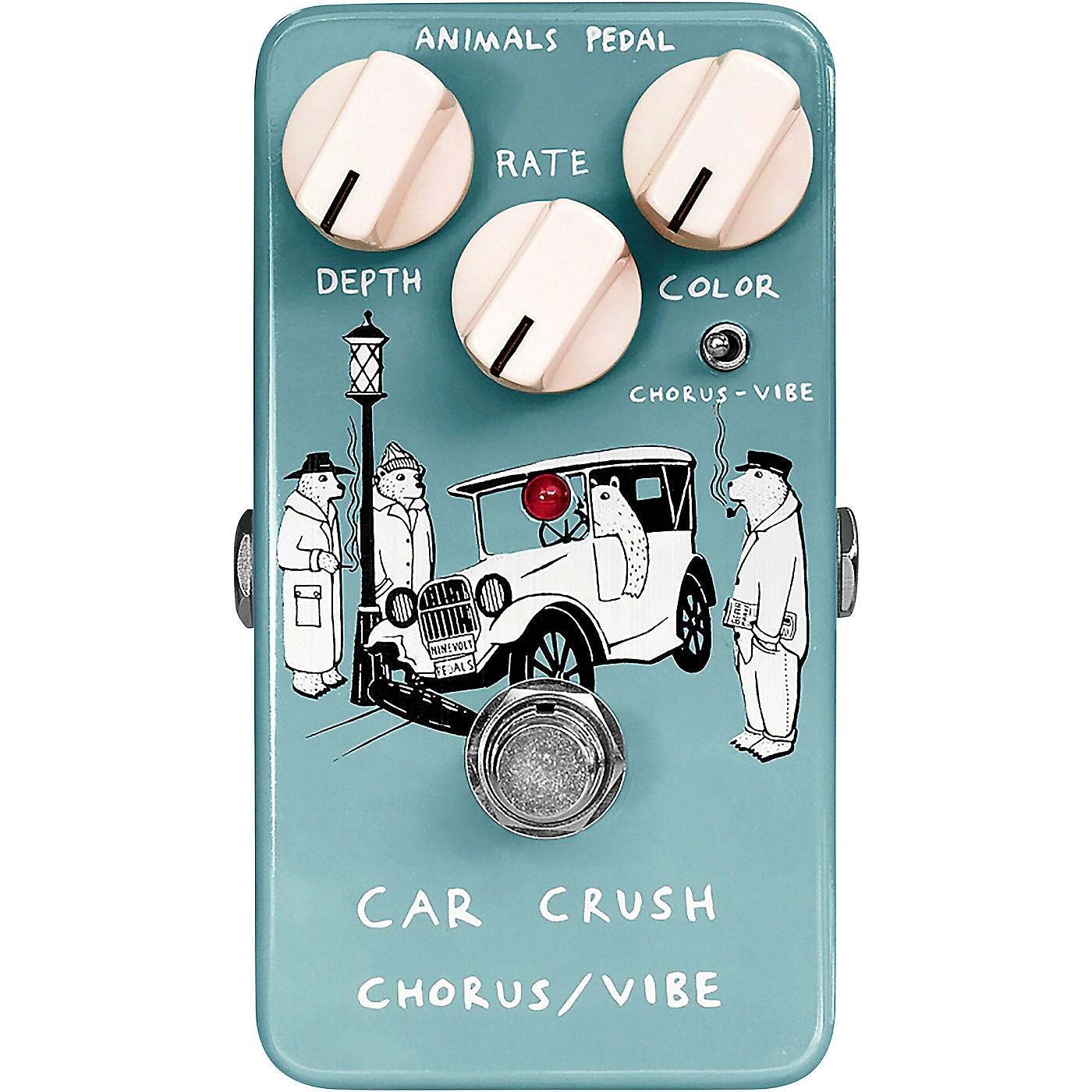 Animals Pedal Car Crush Chorus Effects Pedal thumbnail
