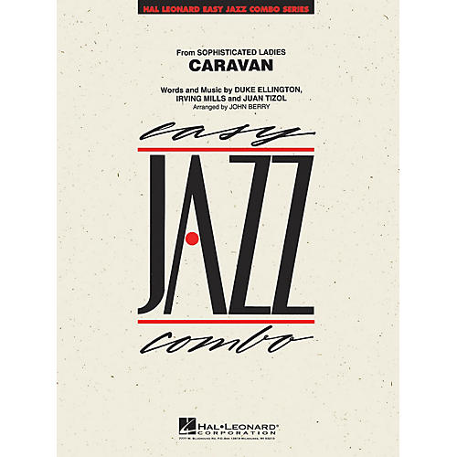 Hal Leonard Caravan Jazz Band Level 2 by Duke Ellington Arranged by John Berry thumbnail