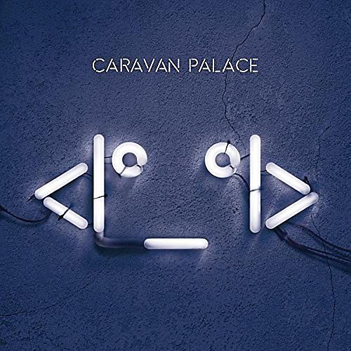 Alliance Caravan Palace - Robot Face thumbnail
