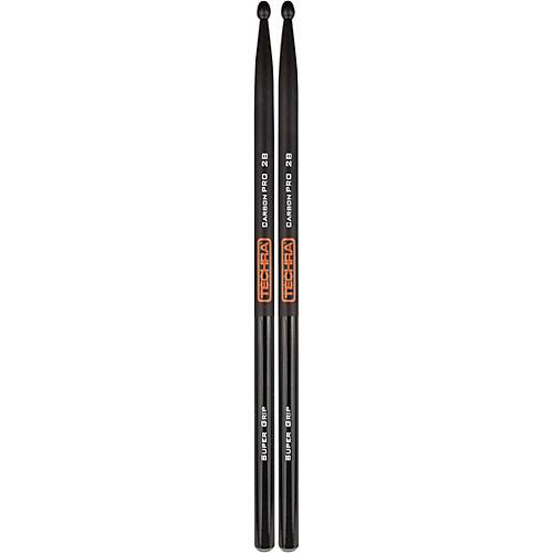 TECHRA Carbon Pro Super Grip Drum Sticks thumbnail