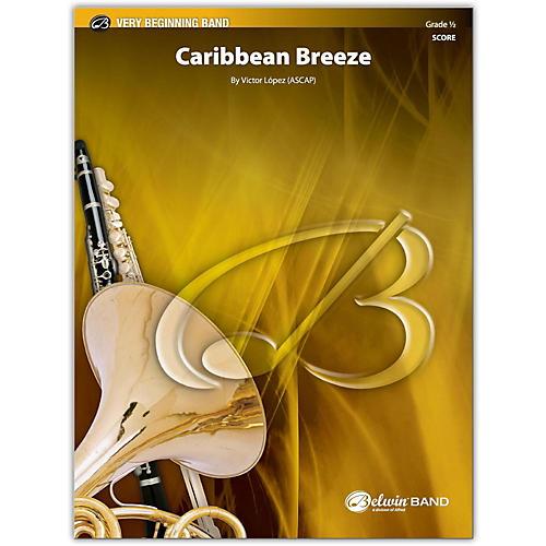 BELWIN Caribbean Breeze Conductor Score 0.5 (Very Easy) thumbnail