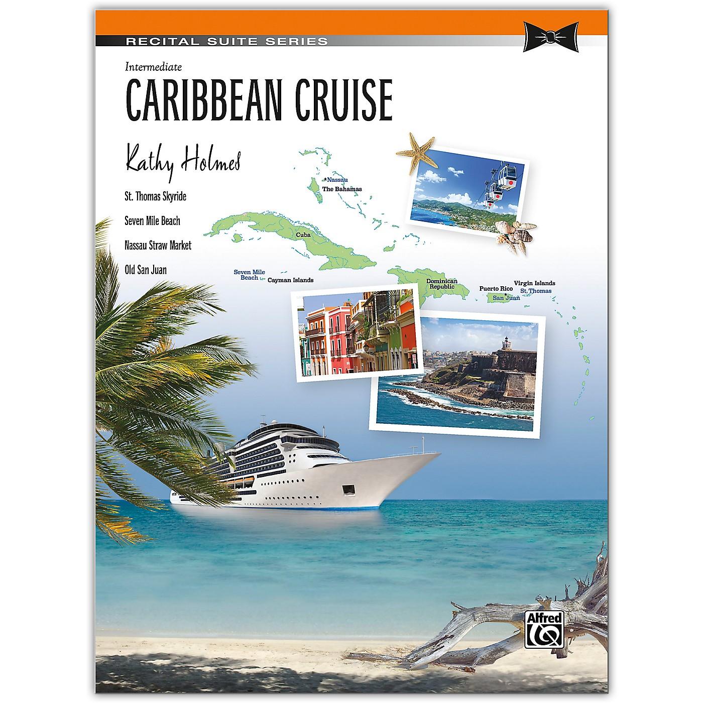 Alfred Caribbean Cruise Intermediate thumbnail