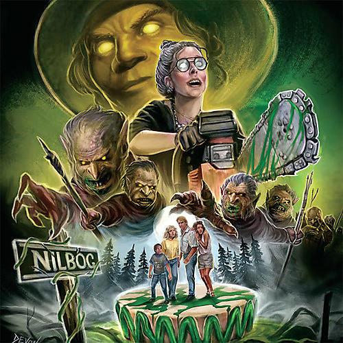 Alliance Carlo Mario Cordio - Troll 2 (original Soundtrack) thumbnail