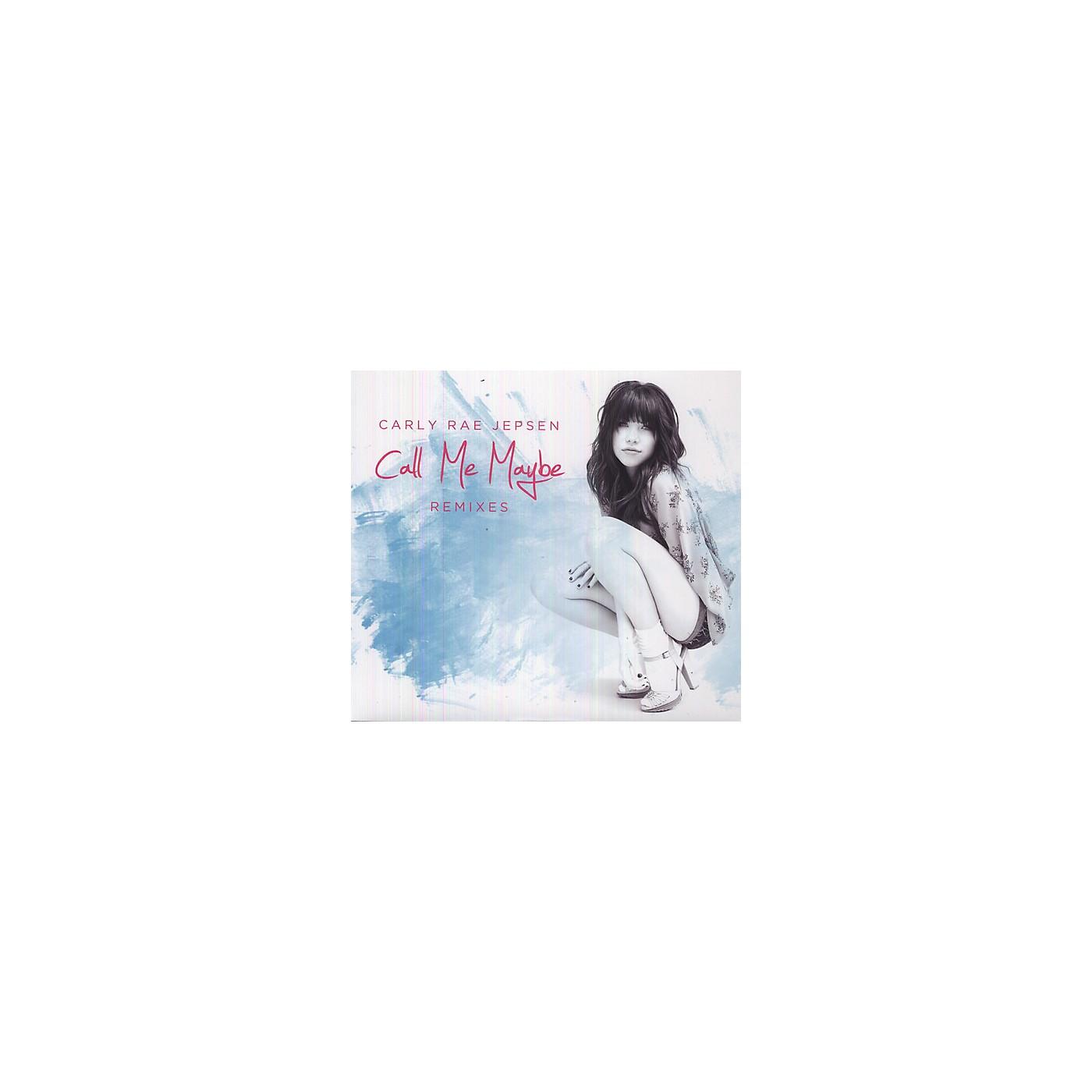 Alliance Carly Rae Jepsen - Call Me Maybe Remixes thumbnail